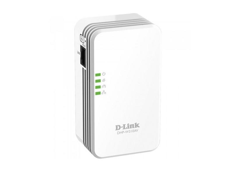 Repetidor 300 Mbps DHP-W310AP - D-Link