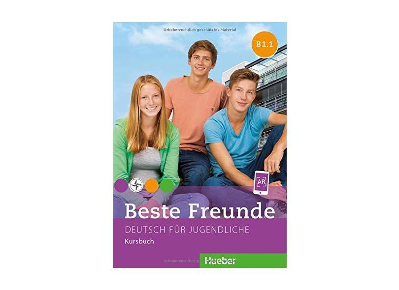 Beste Freunde B1/1 - Deutsch Für Jugendliche - Kursbuch - Georgiakaki ,manuela - 9783193010537