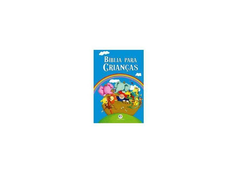Bíblia Para Crianças - Ciranda Cultural - 9788538080886
