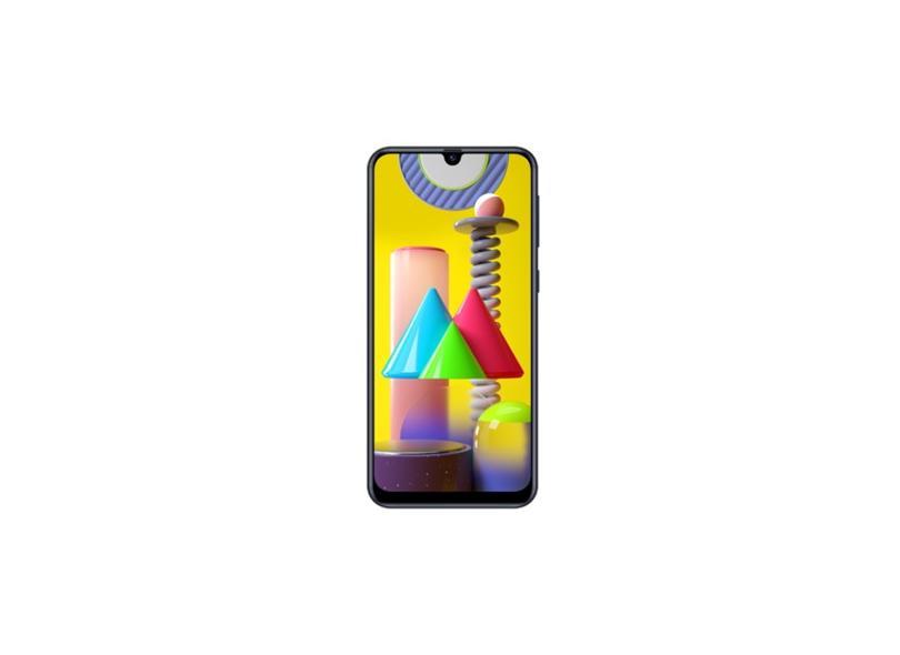 Smartphone Samsung Galaxy M31 128GB Android 10