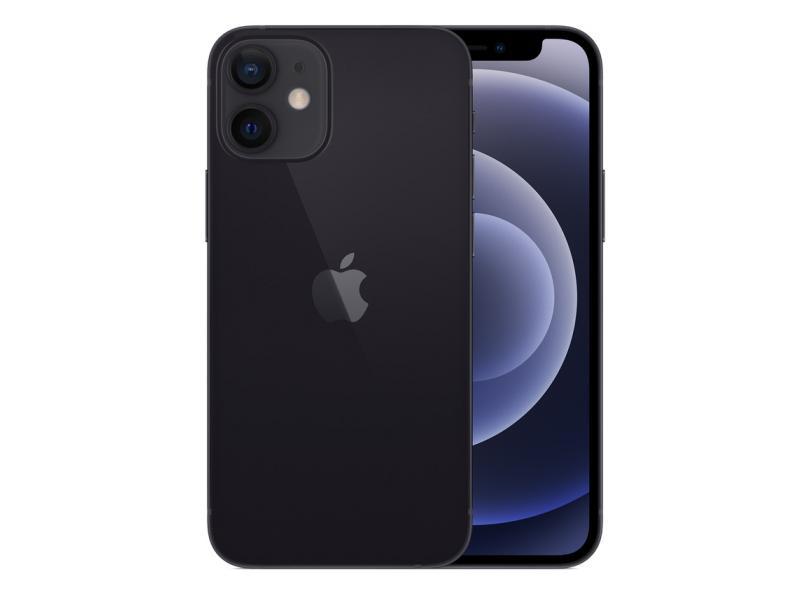 Smartphone Apple iPhone 12 Mini 4 GB 128GB Câmera Dupla Apple A14 Bionic iOS 14