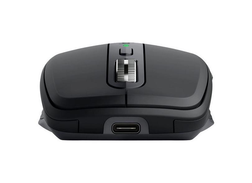 Mouse Óptico Notebook sem Fio USB MX Anywhere 3 - Logitech