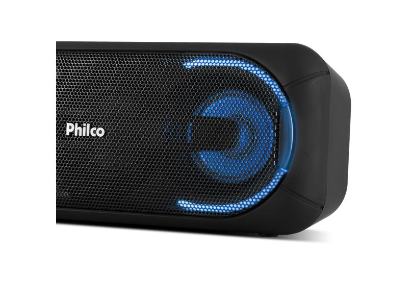 Caixa de Som Bluetooth Philco PBS50 Extreme 50 W