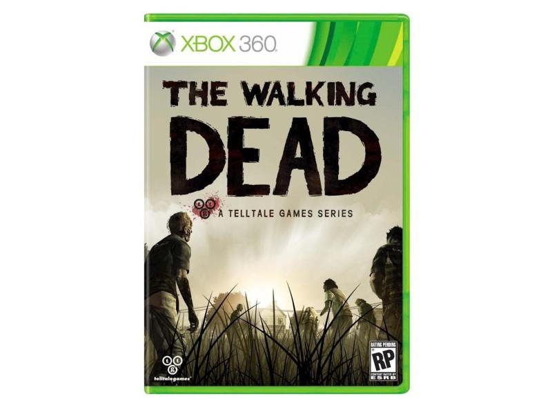Jogo The Walking Dead Telltale Xbox 360