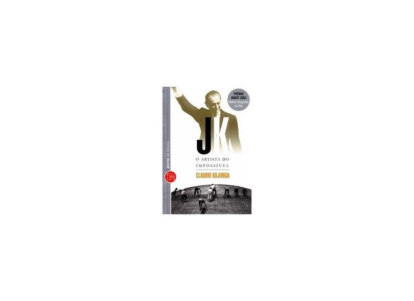 Jk - O Artista do Impossível - Bojunga, Claudio - 9788539000302