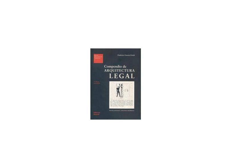 Compendio de Arquitectura Legal Act - Volume 2 - Federico García Erviti - 9788429121025