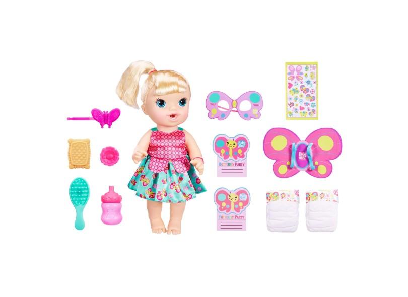 Boneca Baby Alive Borboletinha Hasbro