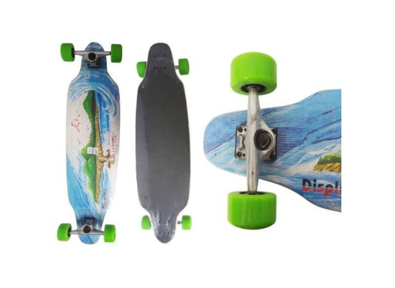 Skate Longboard - Braslu SKT-10