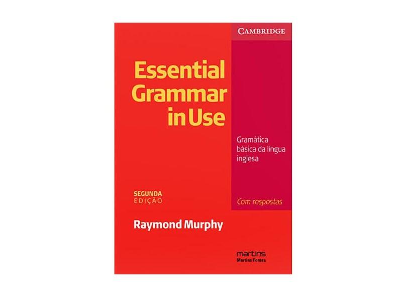 Essential Grammar in Use - Raymond Murphy - 9788561635688