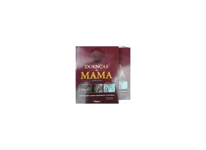 Doenças da Mama - 2 Volumes - Jay R. Harris - 9788580531305