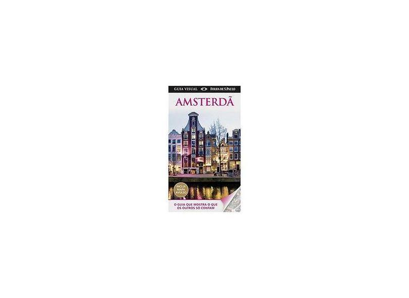 Guia Visual de Bolso Amsterdã - Kindersley, Dorling - 9788579144370