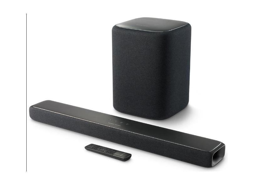 Home Theater Soundbar Harman Kardon 131 W 1 HDMI Enchant 800