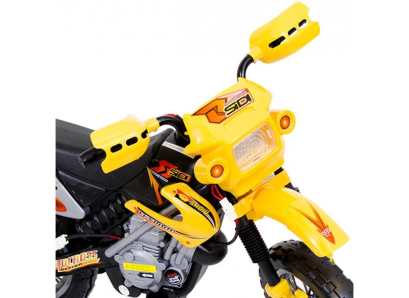 Mini Moto Elétrica 925900 - Bel Fix