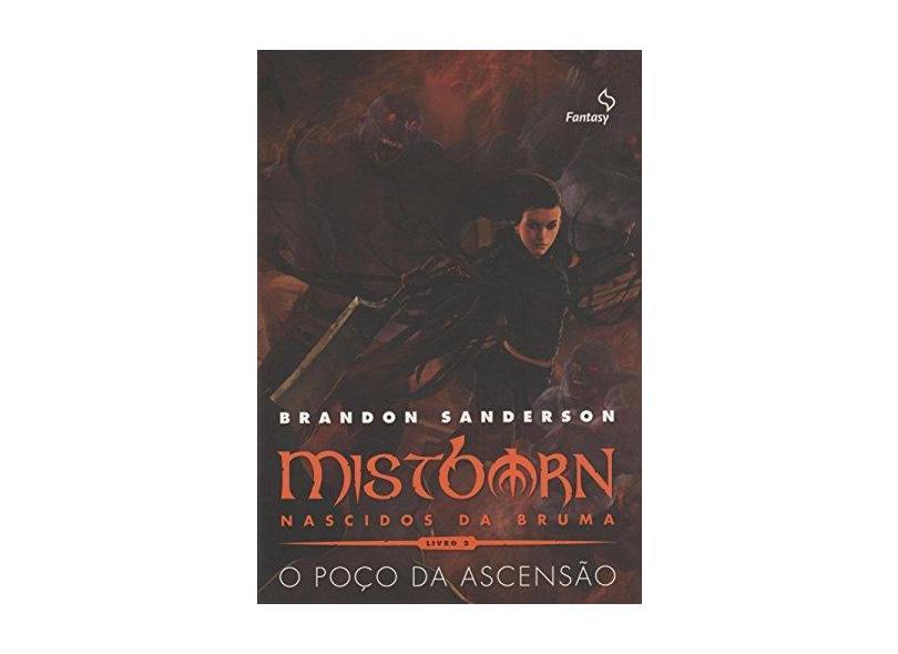 Mistborn - o Poço da Ascensão - Vol. 2 - Sanderson, Brandon - 9788544101322