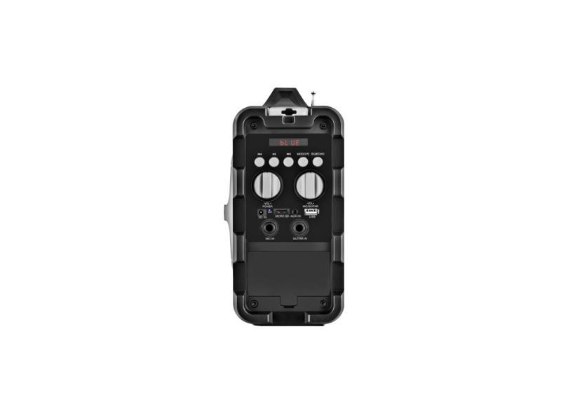 Caixa de Som Bluetooth Mondial Multi Connect Thunder XII - MCO-12 100 W