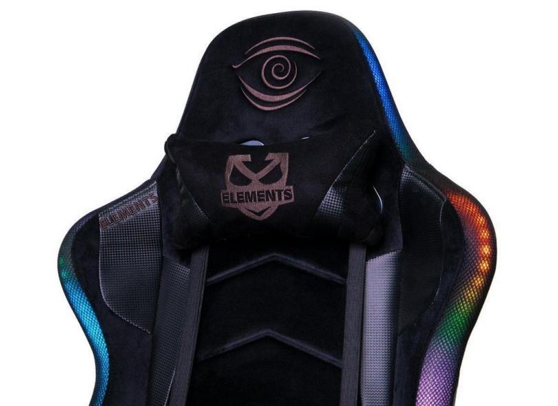Cadeira Gamer Reclinável Lux Nemesis Elements Gaming
