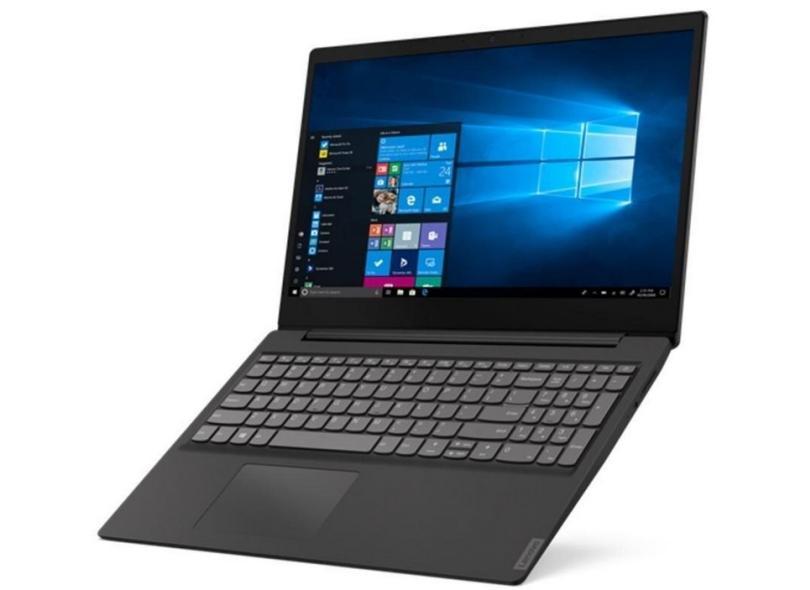"""Notebook Lenovo BS145 Intel Core i7 8565U 8ª Geração 8.0 GB de RAM 256.0 GB 15.6 """" GeForce MX110 Windows 10 81V8000KBR"""