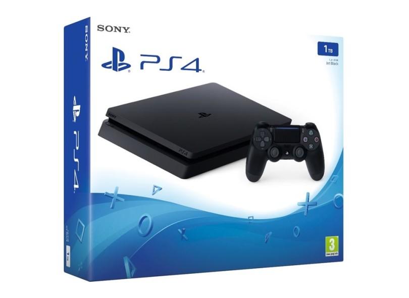 Console Playstation 4 Slim 1 TB Sony