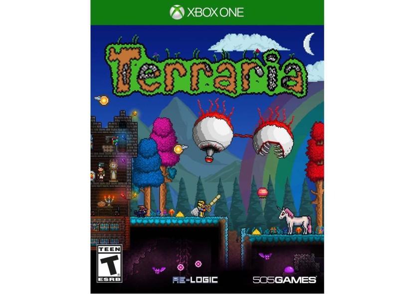 Jogo Terraria Xbox One 505 Games
