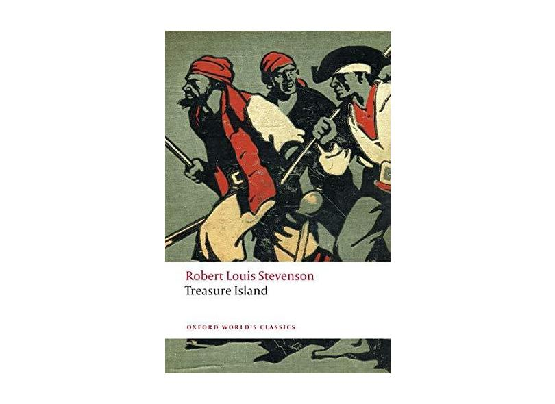 Treasure Island - Robert Louis Stevenson - 9780199560356