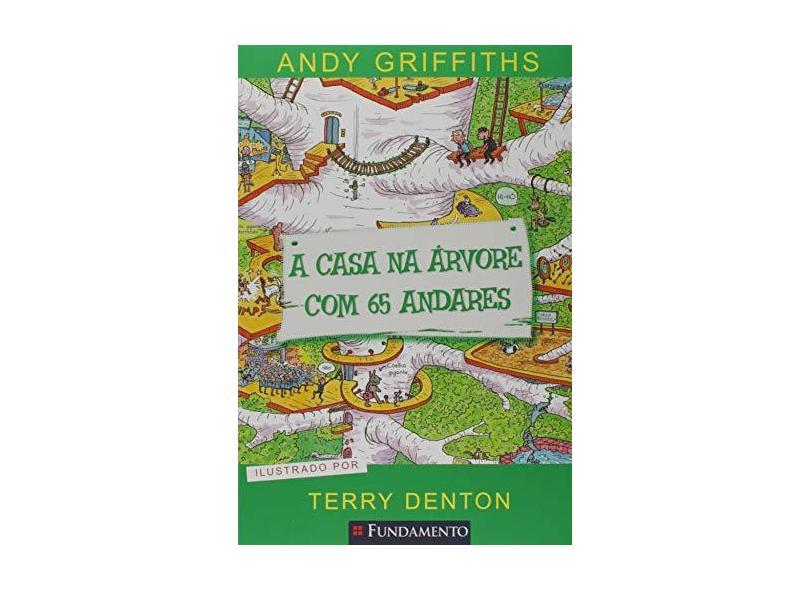 A Casa Na Árvore Com 65 Andares - Andy Griffiths - 9788539514793