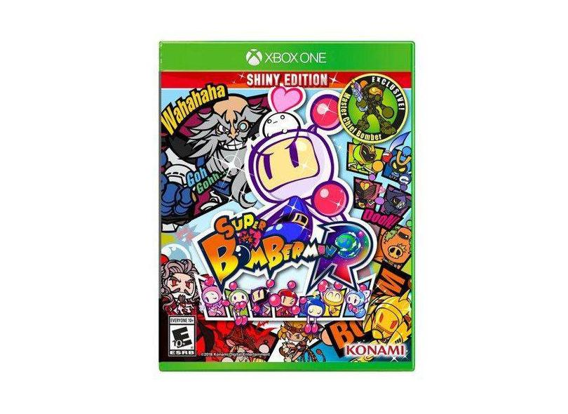 Jogo Super Bomberman R Xbox One Konami