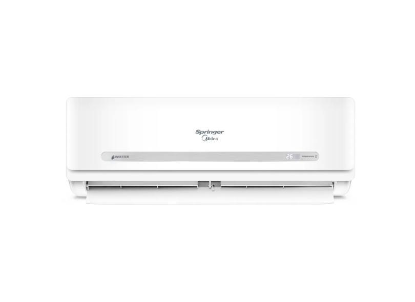 Ar-Condicionado Split Hi Wall Springer Midea 33000 BTUs Inverter Controle Remoto Quente/Frio 42MBQA33M5 / 38MBQA33M5