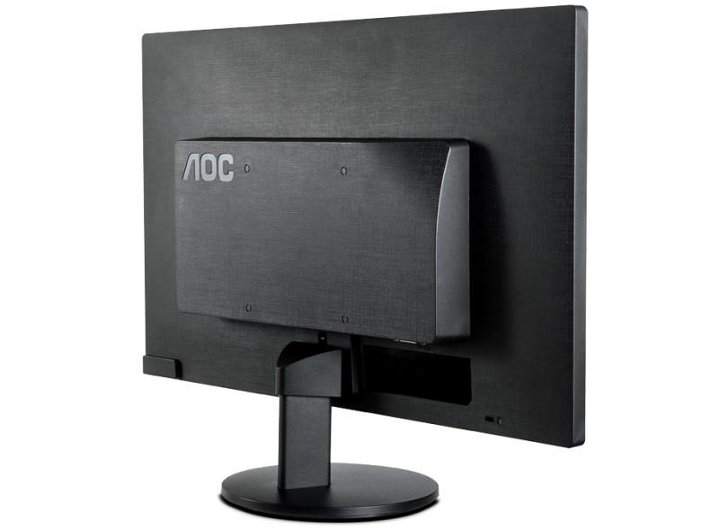 "Monitor LED 21,5 "" AOC Full HD Widescreen E2270SWN"