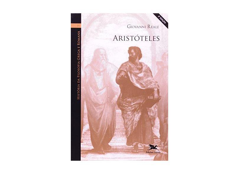 Aristóteles - Reale, Giovanni - 9788515033034