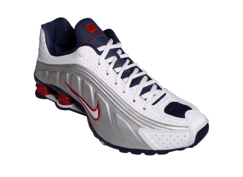 Tênis Nike Masculino Running Shox R4
