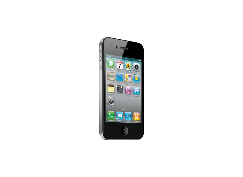 Smartphone Apple Iphone 4 8GB Desbloqueado
