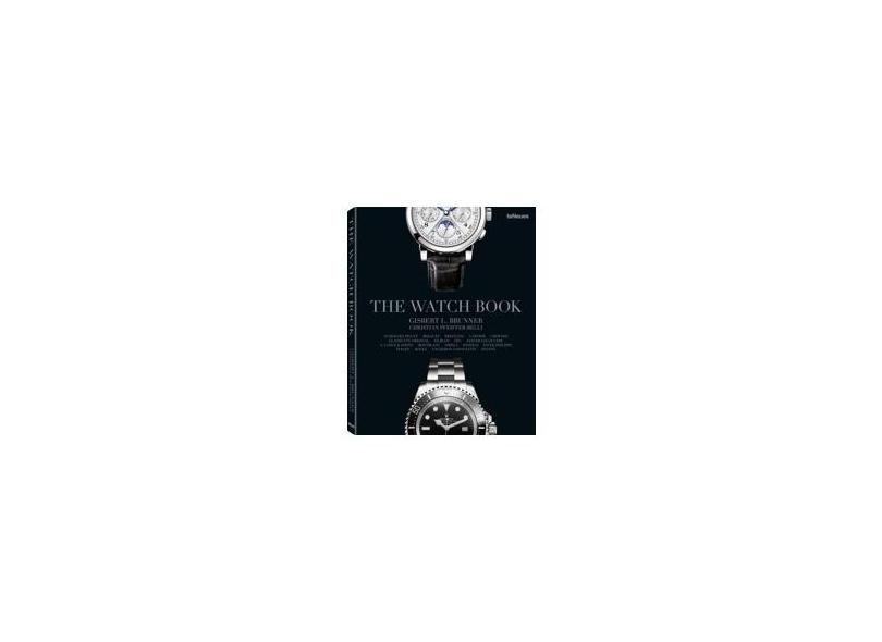 The Watch Book - Gisbert Brunne - 9783832798581