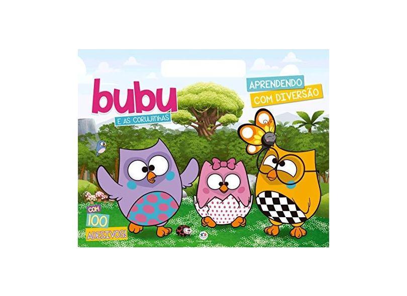 Bubu e as Corujinhas: Aprendendo com Diversão - Ciranda Cultural - 9788538084112