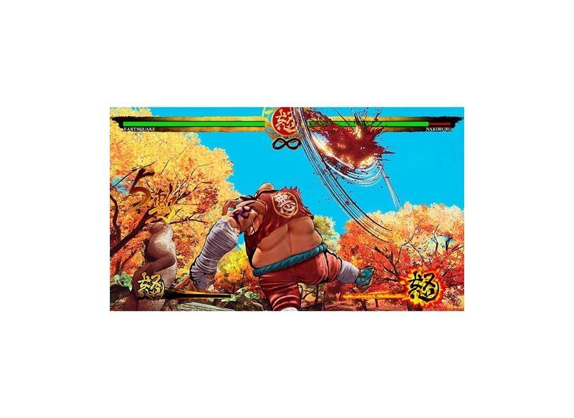 Jogo Samurai Shodown PS4 SNK