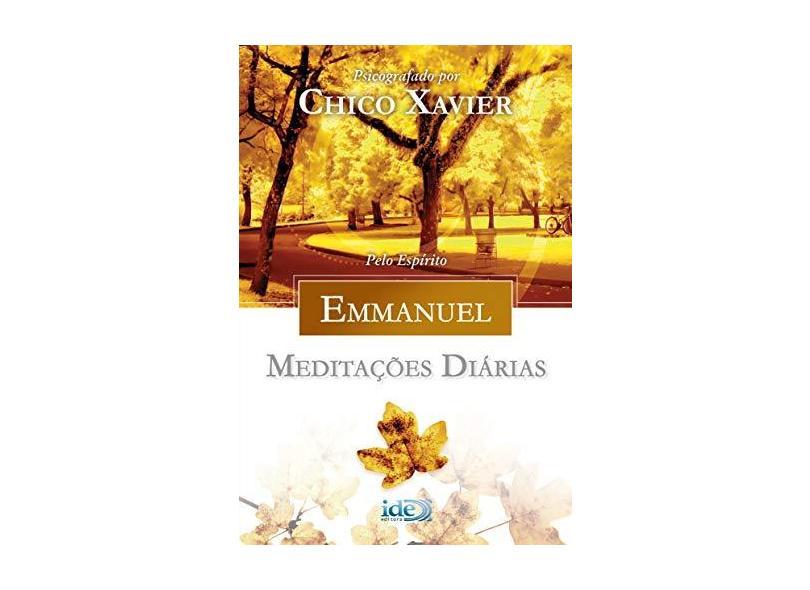 Meditações Diárias - Emmanuel - Xavier, Francisco Candido - 9788573414493