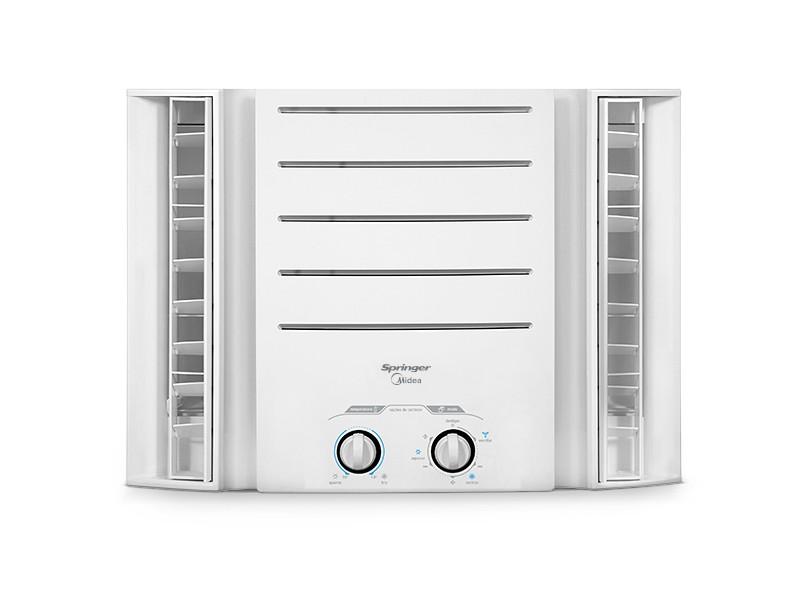 Ar Condicionado Janela / Parede Springer Midea Eco 10000 BTUs Quente/Frio QQI105BB