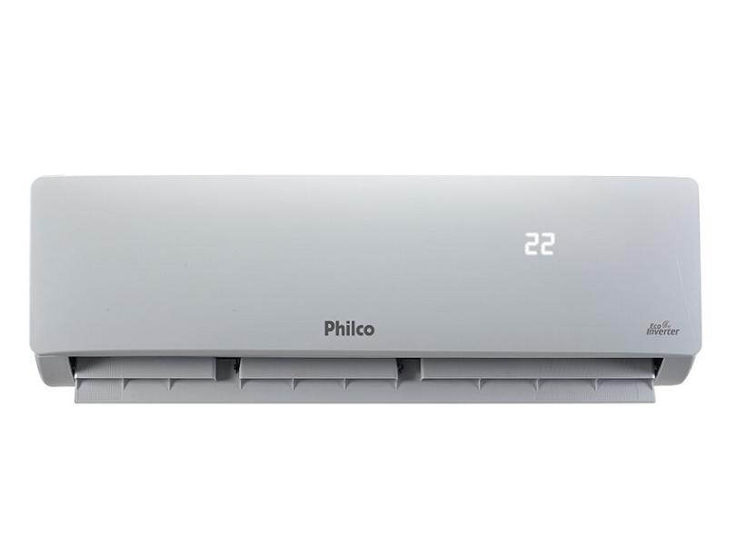 Ar-Condicionado Split Hi Wall Philco Eco 12000 BTUs Inverter Controle Remoto Frio PAC12000ITFM9W
