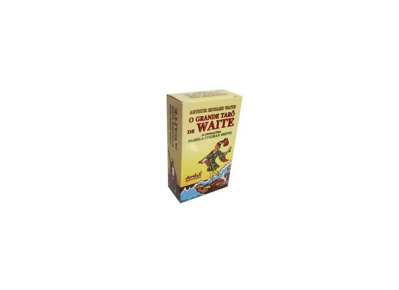 O Grande Tarô de Waite - Waite, Arthur Edward - 9788598535777