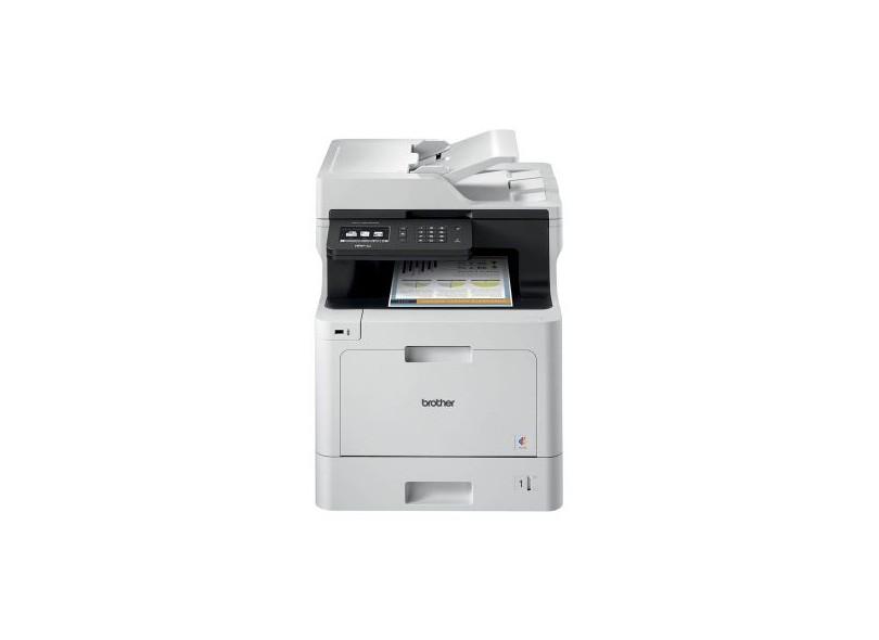 Multifuncional Brother MFC-L8610CDW Laser Colorida Sem Fio