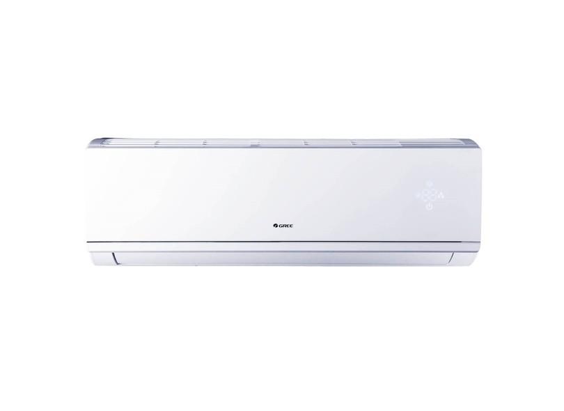 Ar Condicionado Split Hi Wall Gree Eco Garden 18000 BTUs Inverter Controle Remoto Quente/Frio GWH18QD / D3DNB8M