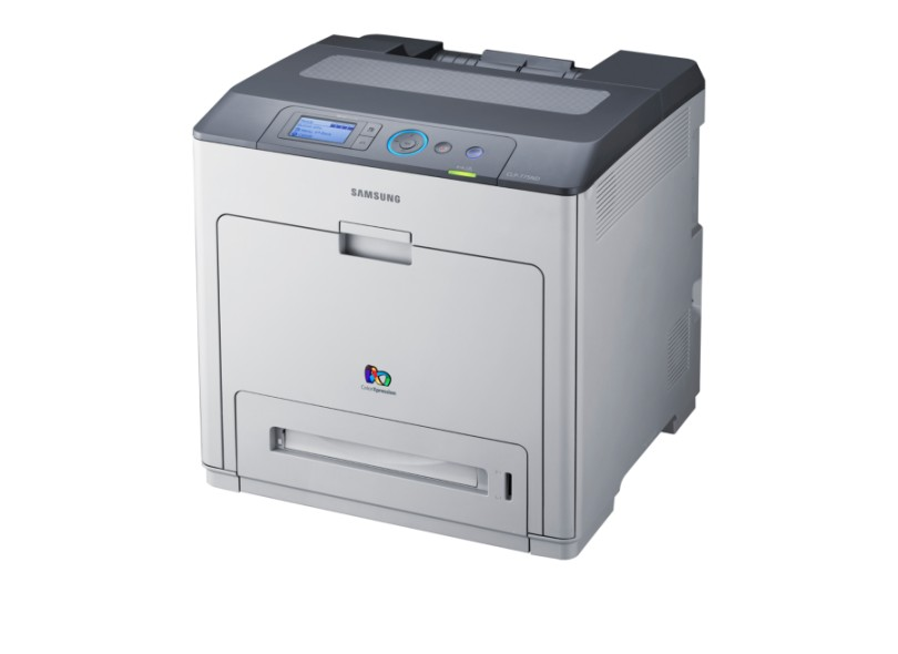 Impressora Samsung CLP-775ND Laser Colorida USB Sem Fio