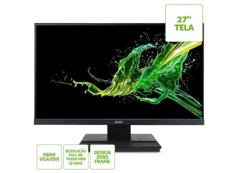 """Monitor VA 27 """" Acer Full V276HL"""