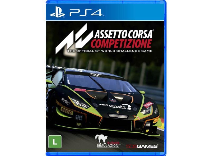 Jogo Assetto Corsa Competizione PS4 505 Games