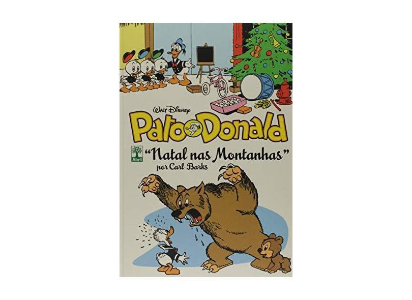Pato Donald por Carl Barks. Natal nas Montanhas - Carl Barks - 9788555792434