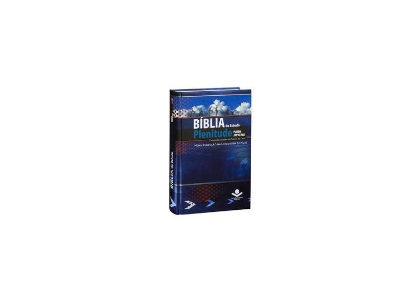 Bíblia de Estudo Plenitude Para Jovens - Vários Autores - 7899938402146