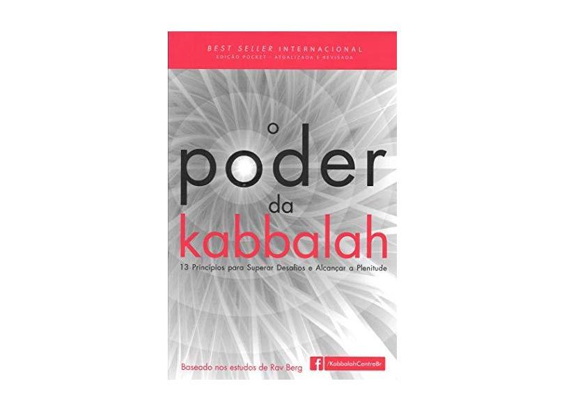 "O Poder Da Kabbalah (pocket) - ""berg, Yehuda"" - 9788564579149"