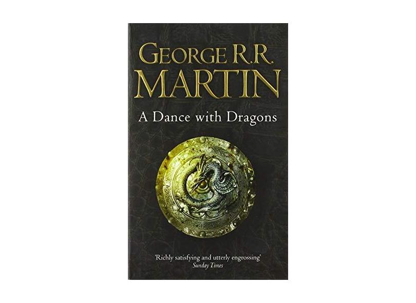 """Song Of Ice And Fire, V.5 - A Dance With Dragons - """"martin, George R. R."""" - 9780006486114"""