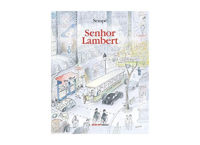 Senhor Lambert - Jean-jacques Sempé - 9788550409641