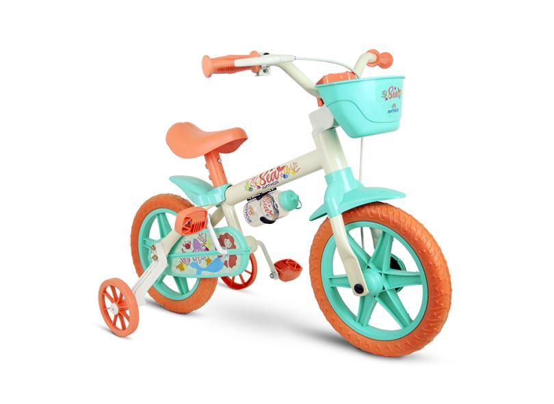 Bicicleta Nathor Aro 12 Sea