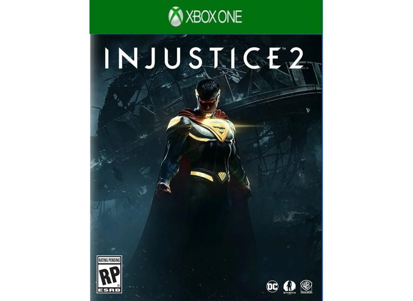 Jogo Injustice 2 Xbox One Warner Bros